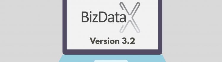BizDataX 3.2 version released