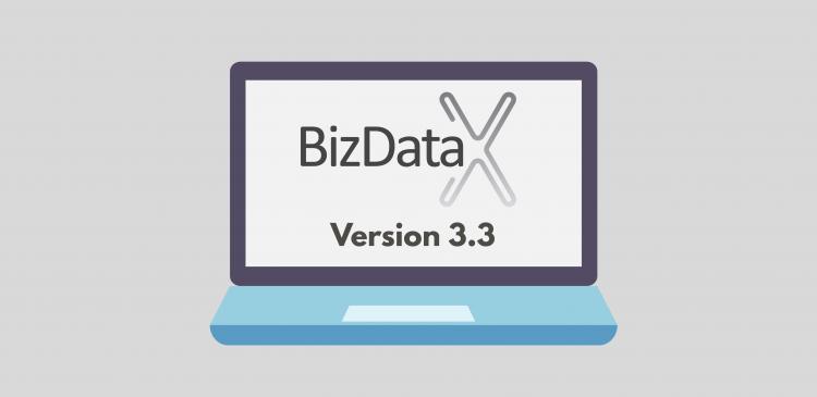 BDX version 3.3 released